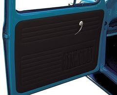 Front Door panels 58-66 Karmann Ghia Convertible