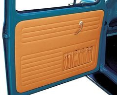 Front & Rear Door Panels 1973 super convertible
