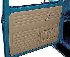 Front & Rear Door Panels 1970-72 BUG CONVERTIBLE