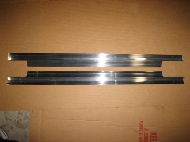 Convertible bug Door Sill Plates 1950-1970