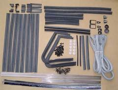 Complete Rubber Kit (58-60)