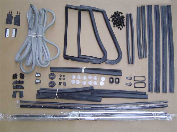 Complete Rubber Kit (75-79) LOOK AT ALL 3 PICTURES