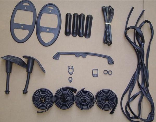 Deluxe Body Kit (53-57)