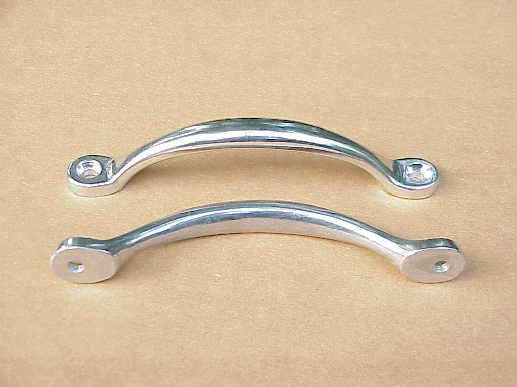 Bug convertible Pull Down Handles 1950-67 ONE PAIR