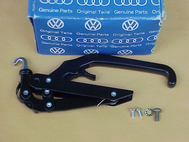 CONVERTIBLE Top Lock Assembly 1968-79 bug and super
