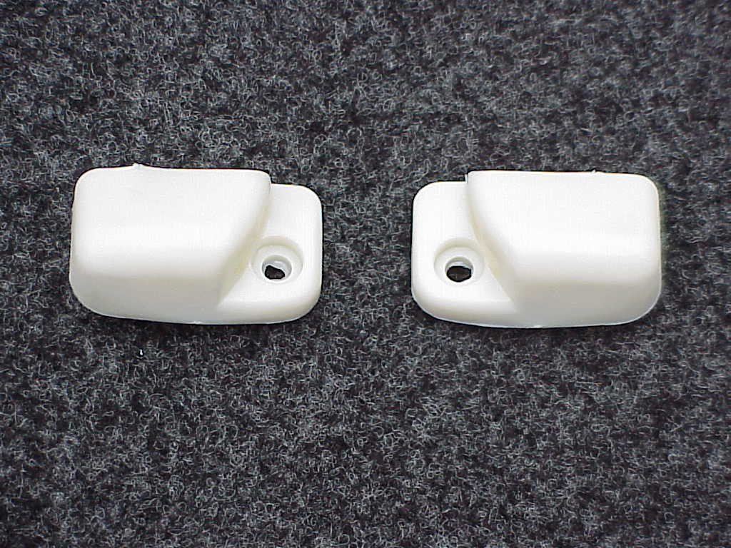 Sun Visor clips 1968 and up bug and ghia convertibles
