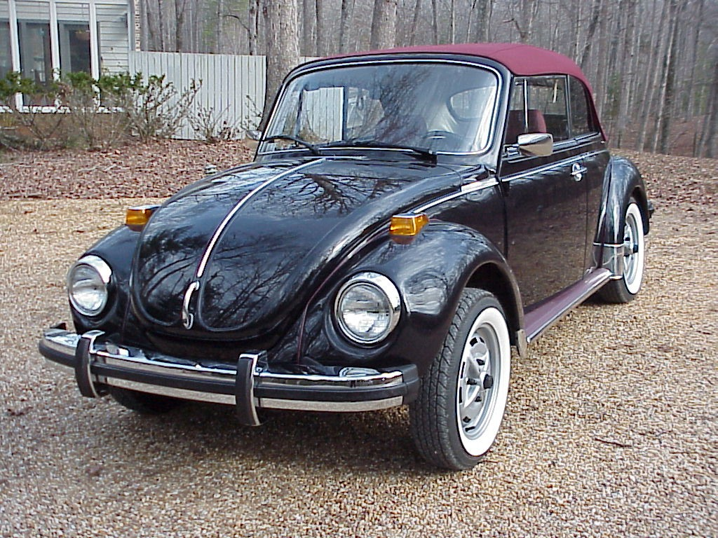 Bumper Impact Strips 1974 79 Super Beetle 89 95 Each