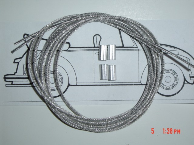 Side Tension Wire