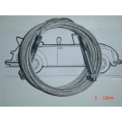 Side & Rear Tension Wire Kit 1967 1/2-1979 bug and super beetle