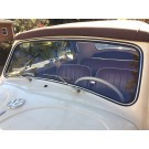 Windshield Seal and chrome trim 1950-57 bug convertible