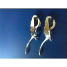TOP LOCKS SOLD IN PAIRS BUG CONVERTIBLE 1961-64