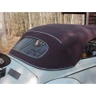 Bug Convertible Top Outer Skin 1968-72 CANVAS