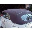 Bug Convertible Top Outer Skin CANVAS 1958- early 60