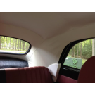 Convertible vinyl or cloth Headliner 1972 SUPER CONVERTIBLE