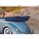 1953-57 bug Convertible Top Boot Cover CANVAS