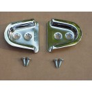 Door Centering Wedge Receptacle 1960-79 bug convertibles and 1960-74 Karmann ghia