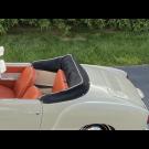 Convertible Top Boot Cover Karmann Ghia 1957-early 69 (plastic window)