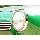 Chrome Headlight Rims ghia 1964-74
