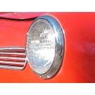 Chrome Headlight Rims