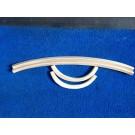 Rear window 4 piece WOOD tacking ring 1958-62 Bug convertible