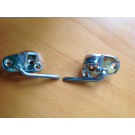 karmann ghia convertible Top Lock Catches 1969 1/2- 74