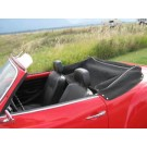 Convertible Top Boot Cover Karmann Ghia 1969 1/2-74 (with glass window)