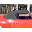 Vinyl Ghia Convertible Top Outer Skin (57-69)