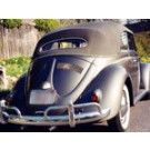 Bug Convertible Top Outer Skin VINYL 1953-57